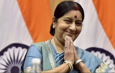 بھارت کشیدگی نہیں چاہتا ، جنگ سے کسی کو فائدہ نہیں ہو گا .سشما سوراج