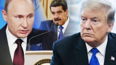امریکا وینزویلا میں فوجی مداخلت کی تیاری کر رہا ہے، روس کا دعوی