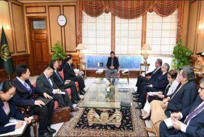 پاکستان اور چین ہر سطح پر تعاون مزید بڑھانے پر متفق