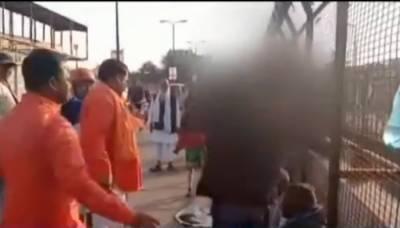 بھارت کے شہر لکھنؤ میں ہندو انتہا پسندوں کا 2 کشمیریوں پر حملہ
