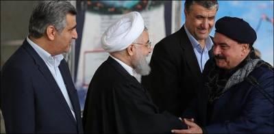 ایران: شیخ رشید کی ایرانی صدر حسن روحانی سے ملاقات
