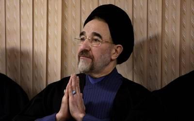 ایران انتہائی مشکل حالات سے گزر رہا ہے ،عوام کا حکمرانوں سے اعتبار اٹھ چکا ہے۔محمدخاتمی
