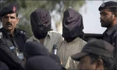 کالعدم تنظیموں کےخلاف کریک ڈاؤن، 121ا فرادکو حفاظتی تحویل لے لیاگیا