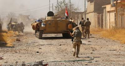 عراق : ملیشیا فورس کےقافلے پرداعش کے حملے میں6 ارکان ہلاک ،31 زخمی