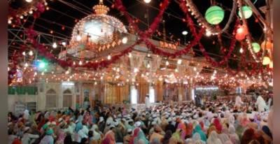 خواجہ غریب نوازؒ کے عرس کی تقریبات جاری، دنیا بھر سے عقیدت مندوں کی آمد