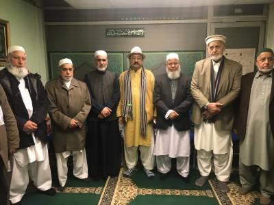پاکستان دنیا میں امن کا خواہاں ہے :پاکستانی و کشمیری کمیونٹی متحد ہو کر ہی بھارت کو بے نقاب کر سکتی ہے:- واجد برکی