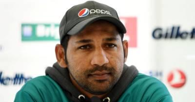 پاکستان ٹیم کے ساتھ جانے کا ارادہ نہیں گھر پر ہی میچز دیکھوں گا۔ سرفراز احمد
