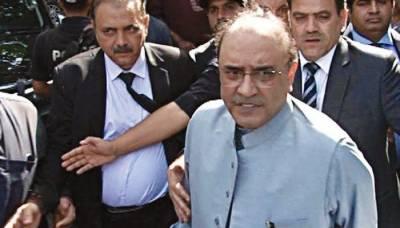 منی لانڈرنگ کیس: آصف زرداری کے وکیل کے مقدمہ اسلام آباد منتقلی کیخلاف دلائل