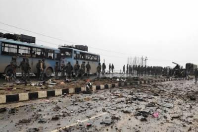 پلوامہ حملہ: بھارت کا ایک اورجھوٹ بےنقاب، نیا