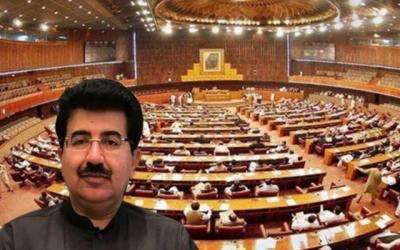 موجودہ سینیٹ کا پہلا پارلیمانی سال مکمل ہوگیا