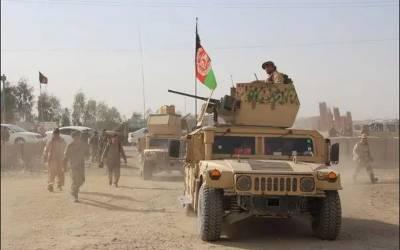 افغانستان میں جھڑپیں 10طالبان سمیت 14افراد ہلاک 10 زخمی
