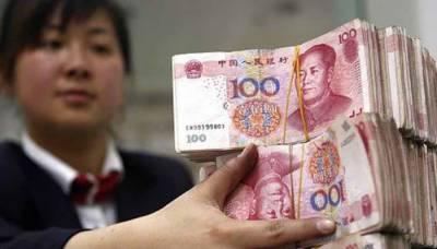 ڈالر کے مقابلے میں چینی کرنسی کی شرح قدر میں کمی