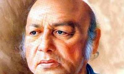 انقلابی شاعر حبیب جالب کی 26ویں برسی