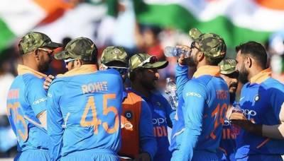 بھارتی کھلاڑیوں نے اجازت کے بعد فوجی ٹوپیاں پہن کر میچ کھیلا: آئی سی سی