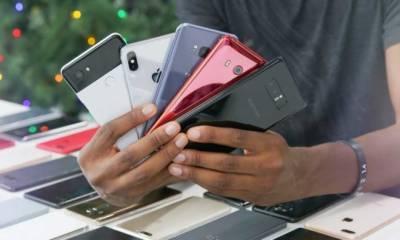 حکومت نے درآمدی موبائل فونز مزید مہنگے کر دیئے