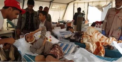 یمن: سعودی اتحادی افواج کا ایک بار پھر فضائی حملہ، 22 عام شہری ہلاک