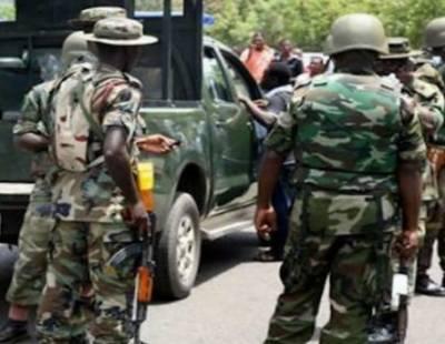 نائیجیریا:فوج کے ساتھ جھڑپوں میں 55 مسلح افراد اور تین فوجی ہلاک