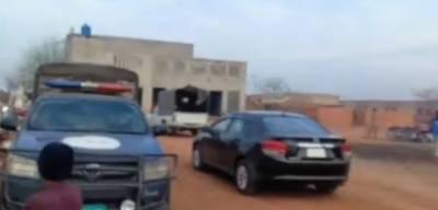 بھٹہ مزدور کے ہاتھوں بیوی اور 3 بچوں کا قتل
