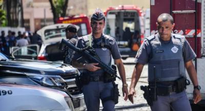 برازیل:دو مسلح افراد نے فائرنگ کرکے 10افراد کوہلاک کردیا