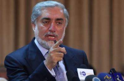 کابل۔۔طالبان شدت پسندوں سے روابط ختم کردیں تو امن ممکن ہے، عبداللہ عبداللہ