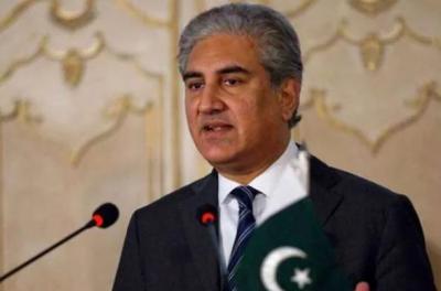 پاکستان آج پہلے سے زیادہ پرامن اور مستحکم ہے، پاکستان ماضی کے پاکستان سے مختلف ہے اور یہ قیادت ماضی کی قیادت سے مختلف ہے:وزیر خارجہ شاہ محمود قریشی