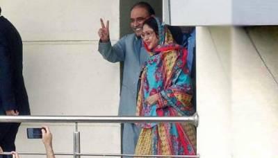 میگا منی لانڈرنگ کیس اسلام آباد منتقل کرنے کا حکم، زرداری کی حفاظتی ضمانت منسوخ