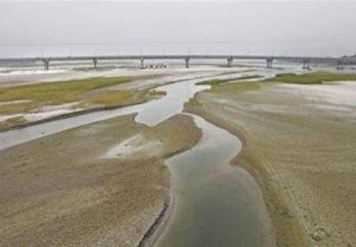 بھارت کی آبی جارحیت، دریائے چناب کاپچانوے فیصد حصہ خشک ہوگیا