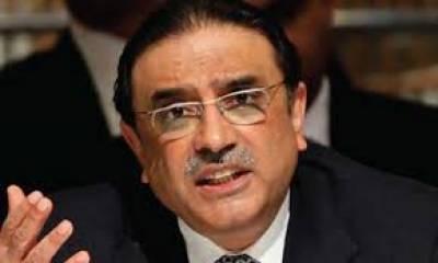 کیس کی اسلام آباد منتقلی، زرداری نے عدالتی فیصلہ چیلنج کر دیا