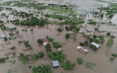 زمبابوے اور موزمبیق میں سمندری طوفان، 24 افراد ہلاک