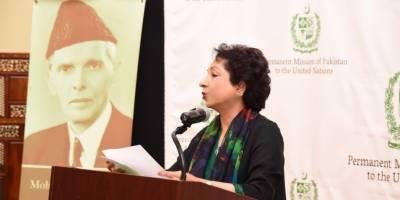 ایک نئی اورپر اعتماد قیادت میں پاکستان ترقی اورخوشحالی کے سفرمیں اہم کامیابیاں حاصل کررہاہے،ملیحہ لودھی