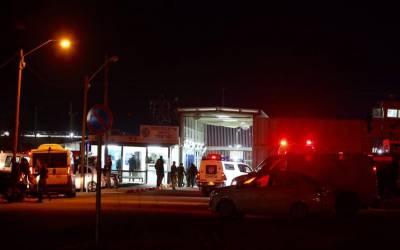 چاقو گھونپنے والے فلسطینی قیدیوں کو گولی مار دی گئی