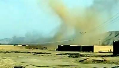 لورالائی: فورسز کے آپریشن میں 4 دہشتگردوں نے خود کو دھماکے سے اڑا لیا
