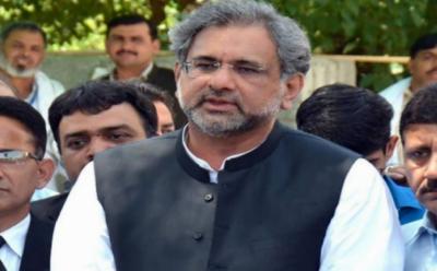حکومت نے نواز شریف کی بیماری پر سیاست کرکے کم ظرفی دکھائی: شاہد خاقان عباسی