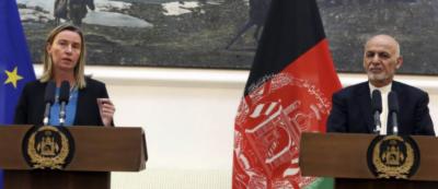 یورپی یونین کا افغان امن عمل کیلئے اپنی حمایت جاری رکھنے کے عزم کا اعادہ