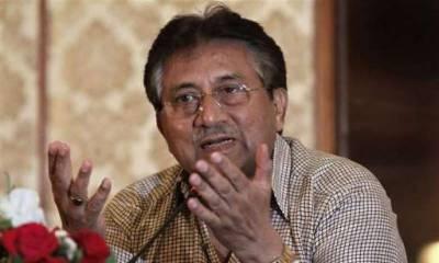 سنگین غداری کیس: مشرف کا ویڈیو لنک پر بھی بیان ریکارڈ کرانے سے انکار ، بریت کی درخواست واپس