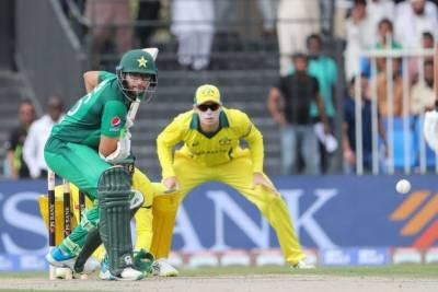 پاکستان اور آسٹریلیا کے درمیان چوتھا ون ڈے آج کھیلا جائے گا