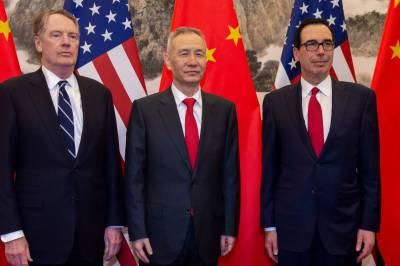 چین اور امریکا کے درمیان تجارتی مذاکرات بحال ،امریکی ٹیم چین پہنچ گئی۔