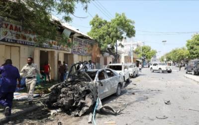 صومالیہ :کار بم دھماکے میں 15افراد ہلاک،17زخمی