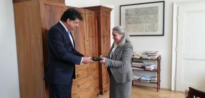 پاکستان،آسٹریا کی دوطرفہ سیاسی مشاورت کے چوتھے مرحلہ میں تعاون کیلئے مختلف شعبوں کی نشاندہی