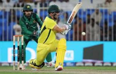 چوتھا ون ڈے: آسٹریلیا نے پاکستان کو چھ رنز سے شکست دیدی
