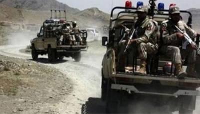 آپریشن ردالفساد: بلوچستان سے بڑی تعداد میں اسلحہ اور گولہ بارود برآمد