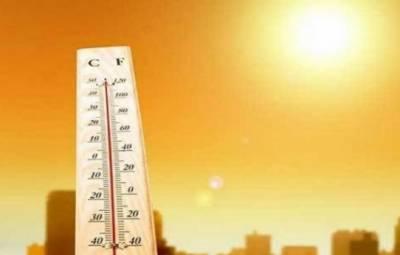 کراچی میں سورج آج مزید آگ برسائے گا