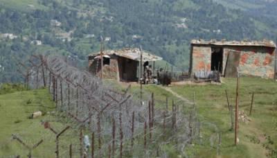 بھارتی فوج کی ایل او سی پر بلااشتعال فائرنگ، تین جوان شہید، پاک فوج کی جوابی کارروائی