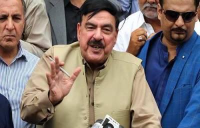 پاکستان دیوالیہ ہونے سے بچ گیا :- شیخ رشید