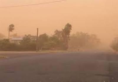 ملک بھرمیں موسم خشک، سندھ میں گرد آلود ہوائیں چلنے کا امکان:محکمہ موسمیات