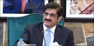 وزیراعلیٰ سندھ کا سکھر میں میٹرک کے امتحانات میں نقل کا نوٹس