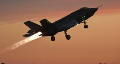 امریکا نے ترکی کو ایف- 35 لڑاکا جیٹ کے آلات کی فراہمی روک دی۔