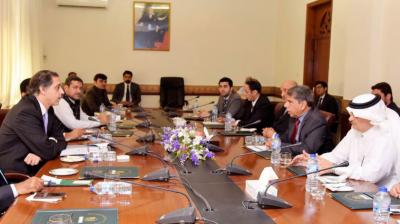 پاکستان ،سعودی عرب کا روڈ ٹو مکہ منصوبے پر کام کی رفتار تیز کرنے پر اتفاق