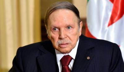 الجزائرکے صدر بڑے پیمانے پرجاری مظاہروں کے بعدمستعفی