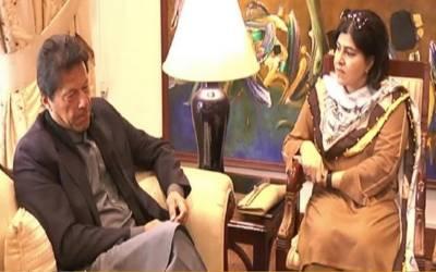 وزیراعظم سے سعیدہ وارثی کی ملاقات،باہمی دلچسپی کے امور پر تبادلہ خیال
